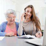 accompagnement et aide administratives a domicile