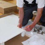 montage et démontage de meubles en kit
